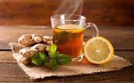چای زنجبیل چه خواصی دارد؟