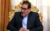جلسه شمخانی و رئیسی درباره خوزستان