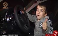 پاداش باورنکردنی آقای رئیسجمهور به پسربچه ۵ ساله! +تصاویر