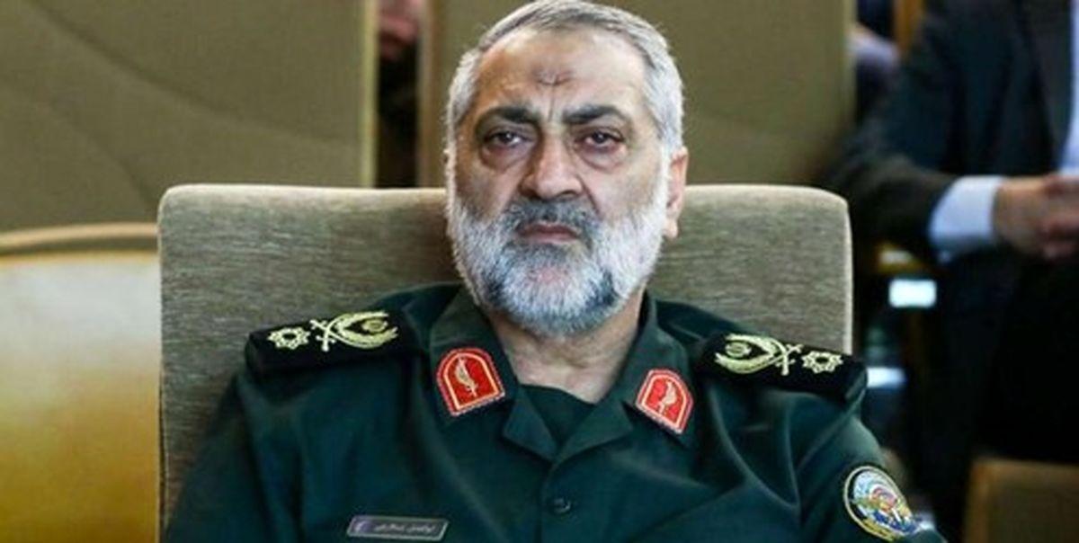 پاسخ سردار شکارچی به تهدیدات رئیس ستاد ارتش اسرائیل