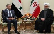 سفر نخست وزیر سوریه به ایران