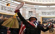 معترضان آمریکایی اطلاعات حساس را جارو کردند