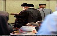 عکس/ حاشیههای دیدار مسئولان نظام با رهبری