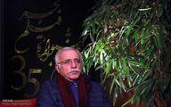 مرد نامرئی سینمای ایران به کرونا مبتلا شد +عکس