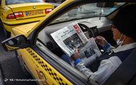 تصاویر: زندگی پشت فرمان زرد