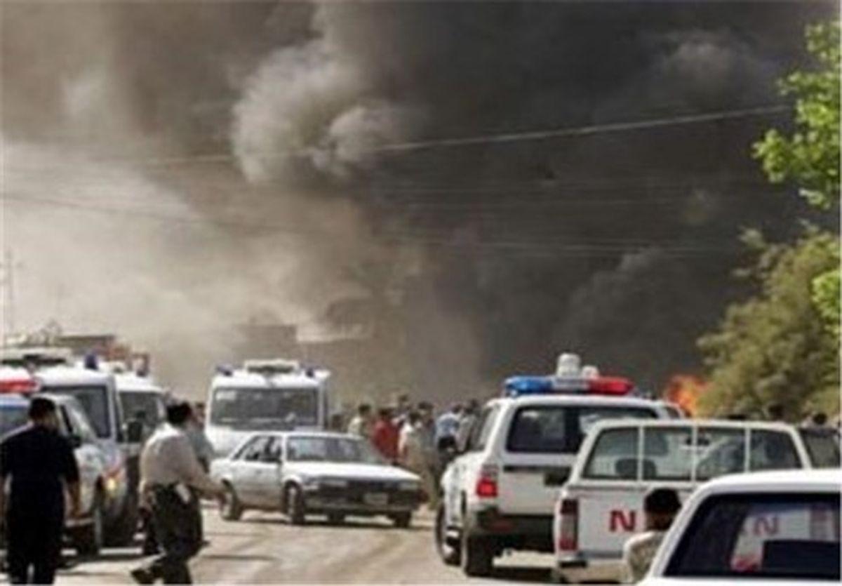 ۱۳ شهید و مجروح  درپی انفجار بمب در جنوب سامراء