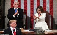 نانسی پلوسی خواستار کنارهگیری ترامپ شد