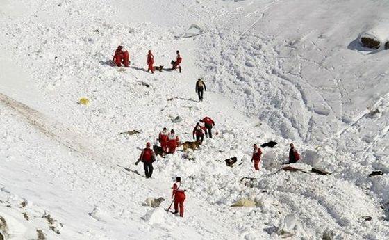 هشدار به کوهنوردان/ مراقب بهمن باشید