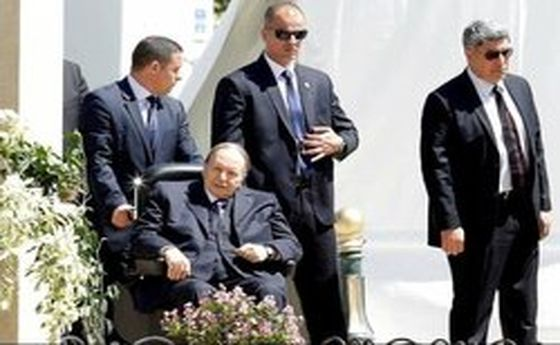 بوتفلیقه سوم مارس رسما کاندیداتوری خود را اعلام میکند