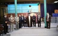 تصاویر: دیدار اعضای حزب ایثارگران با سید حسن خمینی