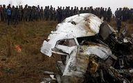 هواپیمای نظامی در الجزایر سقوط کرد