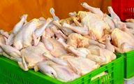 تاثیر برف بر قیمت مرغ!