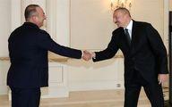 رئیس جمهور آذربایجان: تنها راه حل، اعلام شکست پاشینیان است