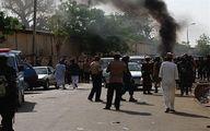 حمله مسلحانه تروریستی در نیجر