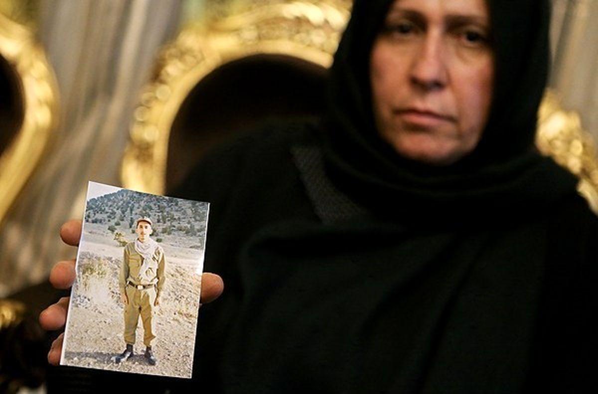 عکس/مرتضی پاشایی در لباس سربازی