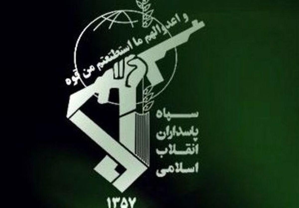 کشف انبار احتکار شیرخشک صنعتی توسط اطلاعات سپاه