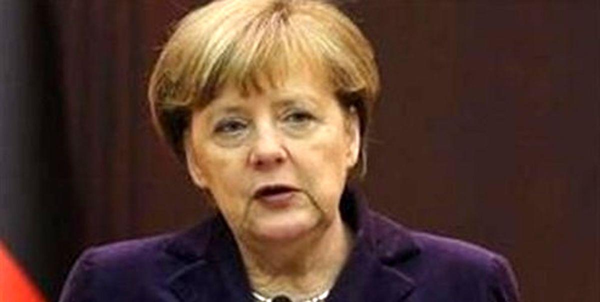مرکل: هنوز درباره واکنش به ایران تصمیم نگرفتهایم