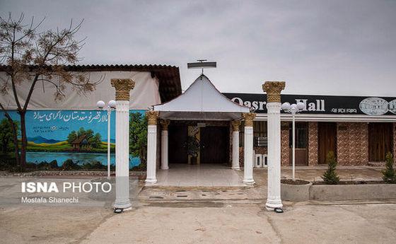 تصاویر: کارخانههایی که تالار عروسی و پارک شدند!