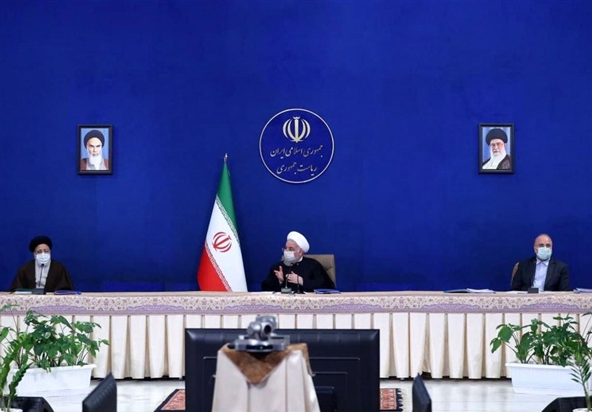 روحانی: دلیل بیثباتی قیمتها تحریم است