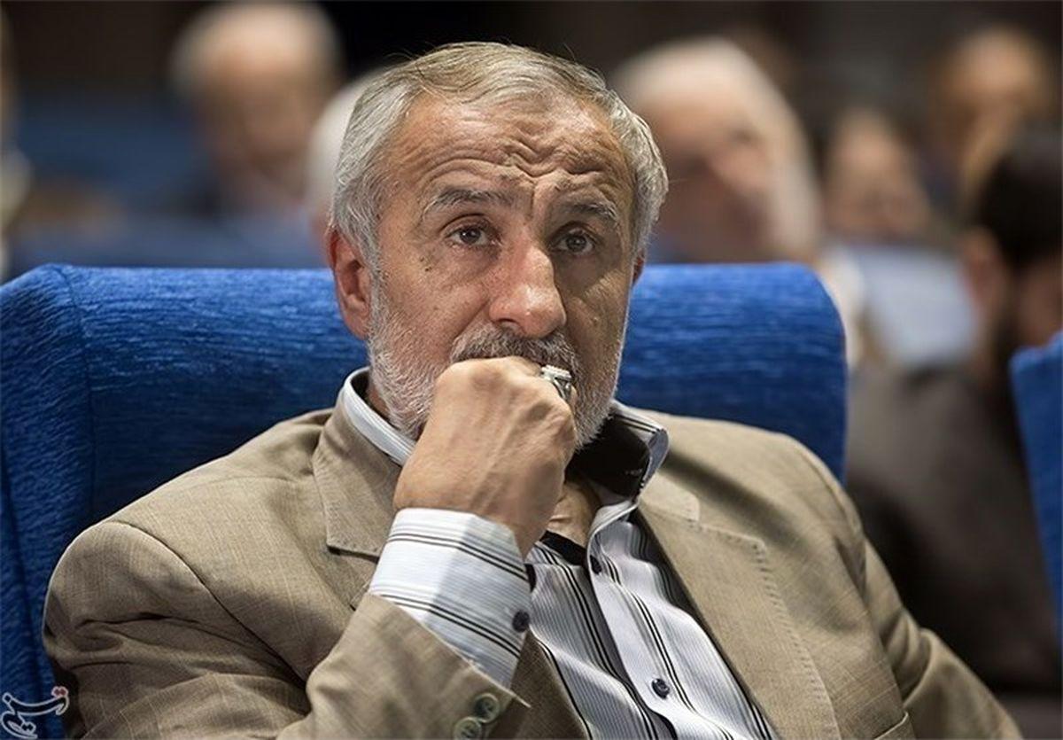 قوه قضائیه اتهام الیاس نادران علیه بذرپاش را رد کرد